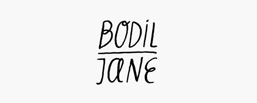 Bodil Jane Signature