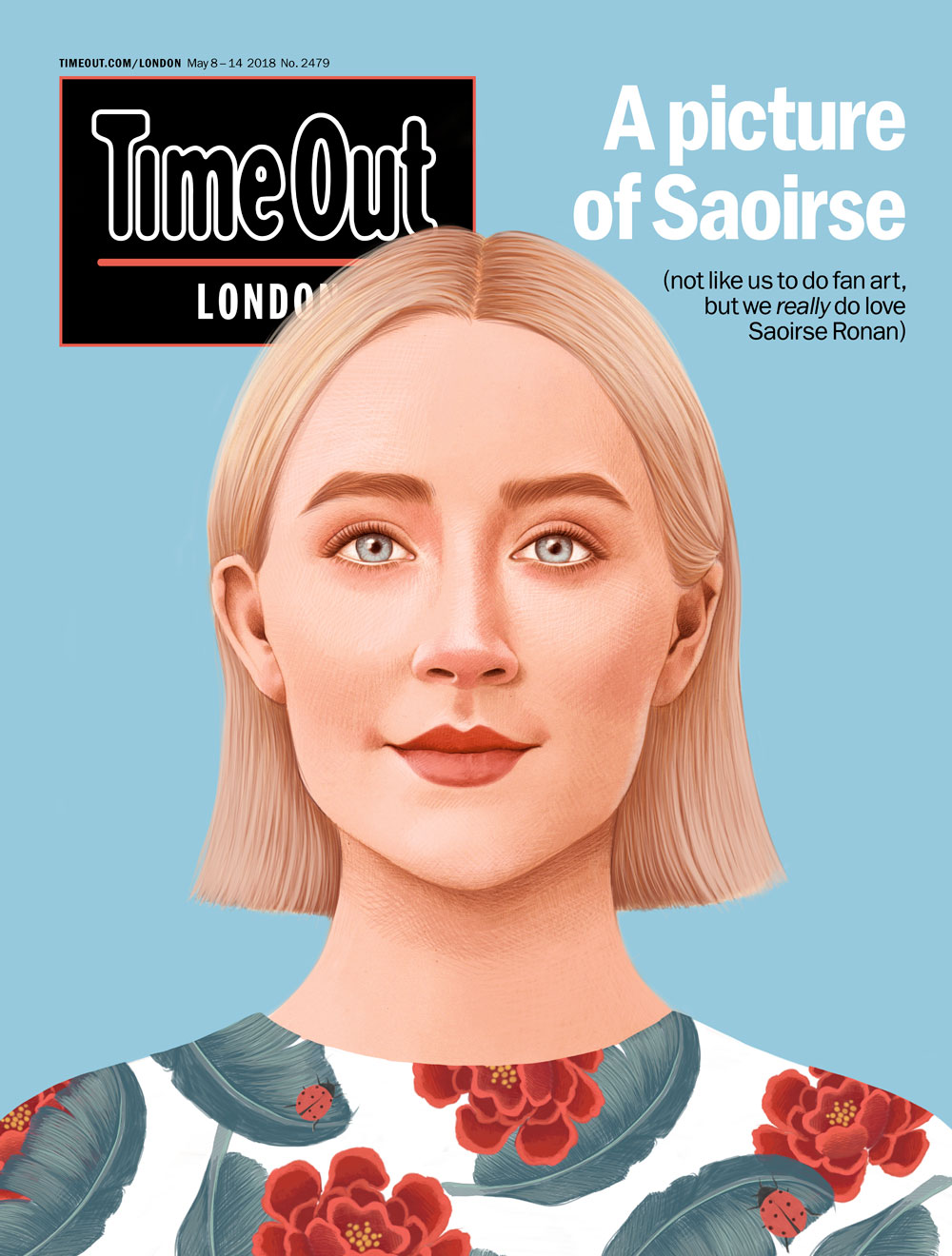A Picture of Saoirse